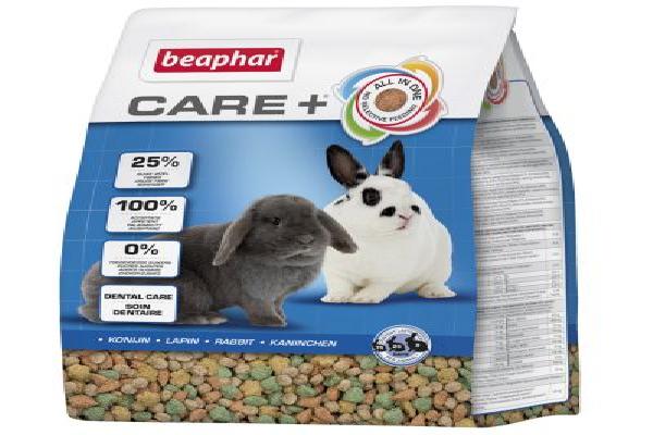 comida para conejo