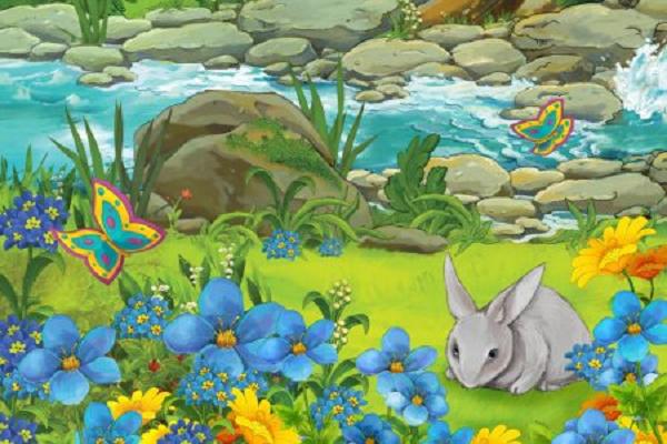 Como hacer una cerca para conejos
